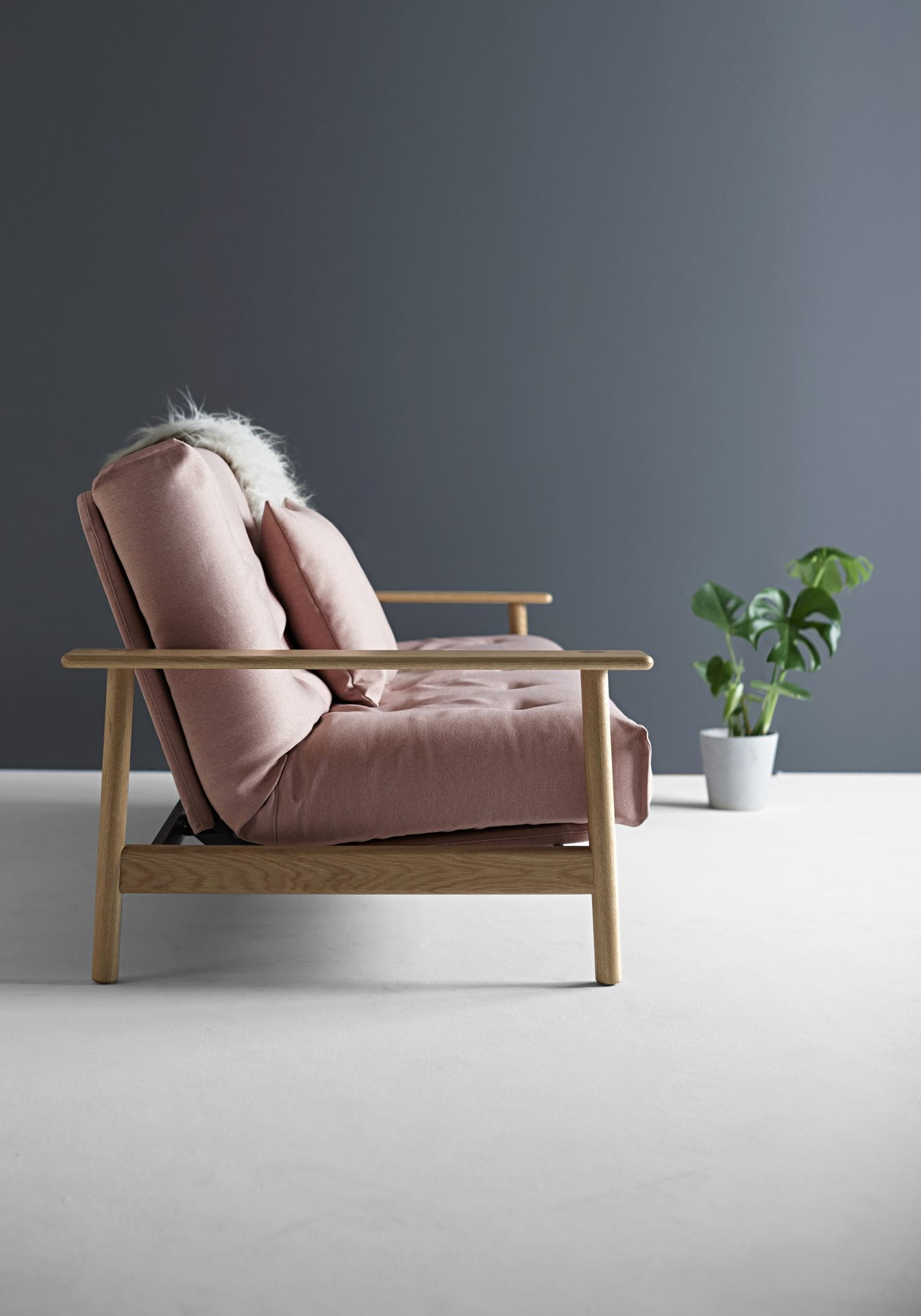 Scandinavian Touch stol med høy rygg » Sofaspesialisten