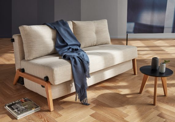 Innovation Cubed 140 - 612 Linnen sand grey