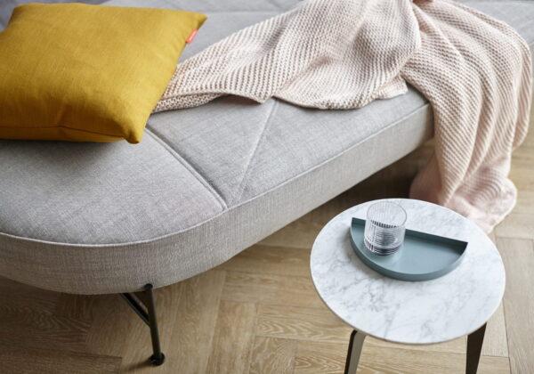 Innovation Linna - 613 Linnen ash grey