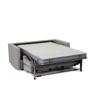 Hovden Bed Inside Nobel 116 - tekstil: Emma Light Grey