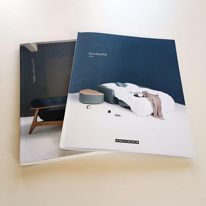 Sovesofa kataloger