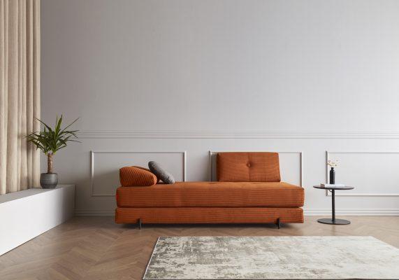 Innovation Sigmund - 595 Corduroy, Burnt Orange
